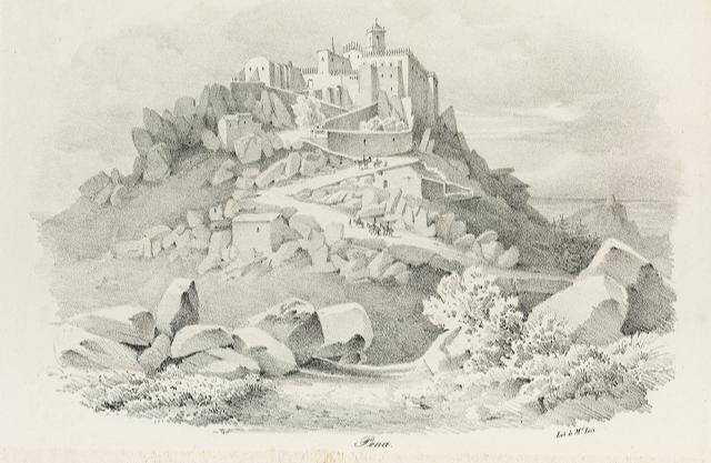D. Fernando II adquire o Mosteiro de Nossa Senhora da Pena