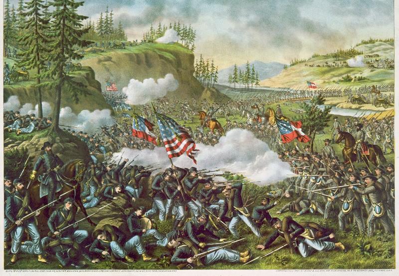 Guerra de Secessão Americana