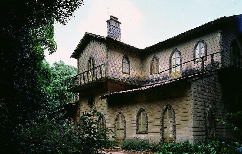 Levantamento arquitetónico