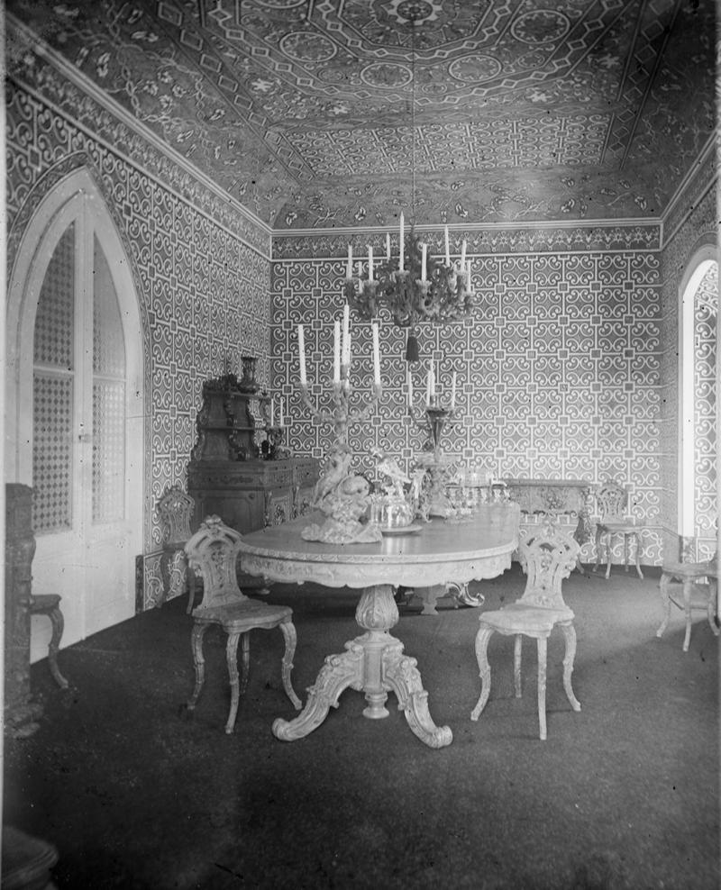Decoração dos interiores
