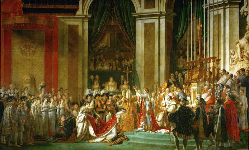 Era Napoleónica: o Império Francês
