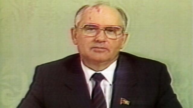 Gorbatsjov's laatste woorden over Tsjernobyl