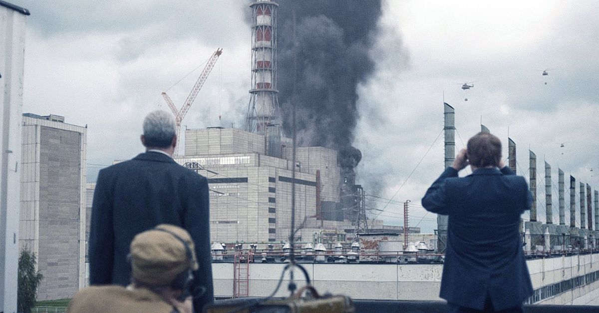 Premiere Chernobyl serie