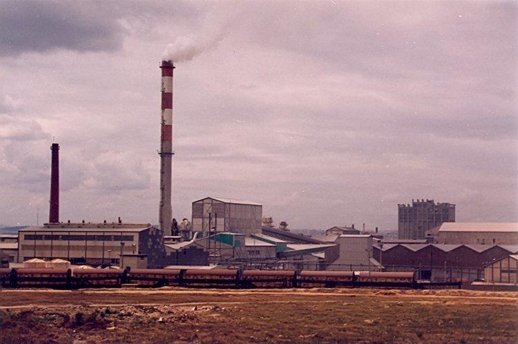 Indústria Química - Companhia União Fabril