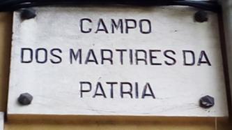 CAMPO DOS MÁRTIRES DA PÁTRIA