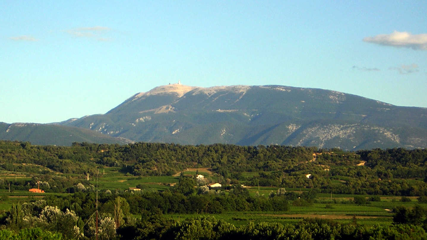Petrarch´s ascent of Mont Ventoux