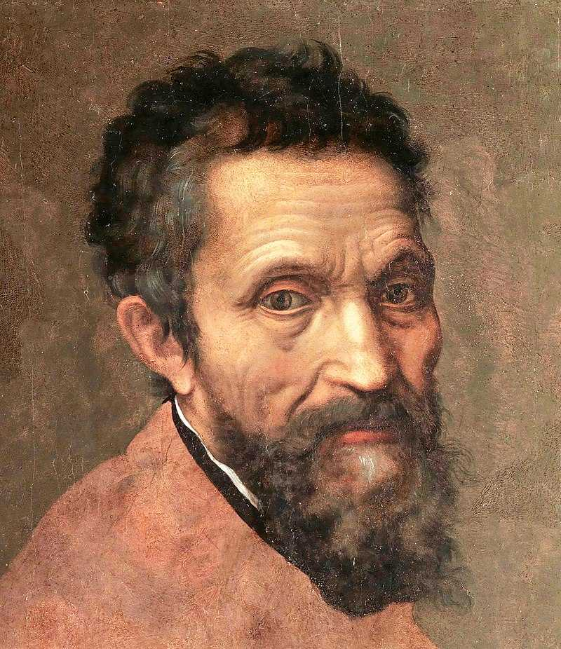 Born Michelangelo