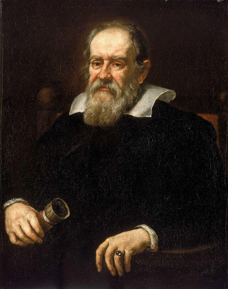 Born Galileo Galilei