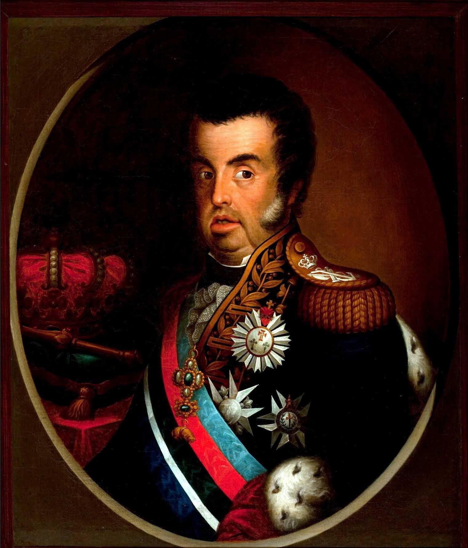 Retorno de Dom João VI a Portugal