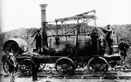 Competição de locomotiva a vapor