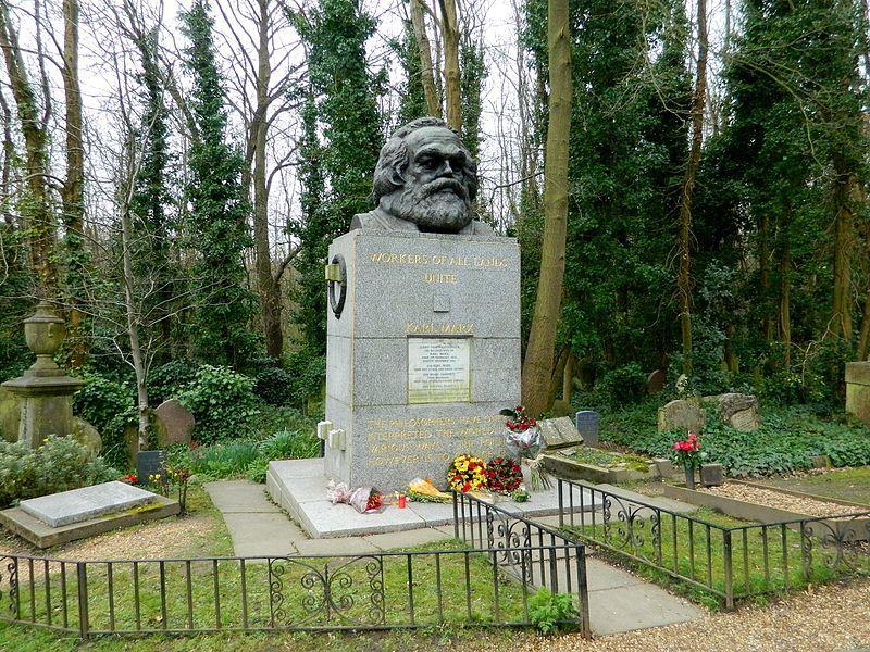 Morte de Karl Marx