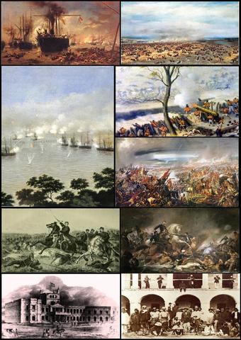 Inicio Guerra Paraguai