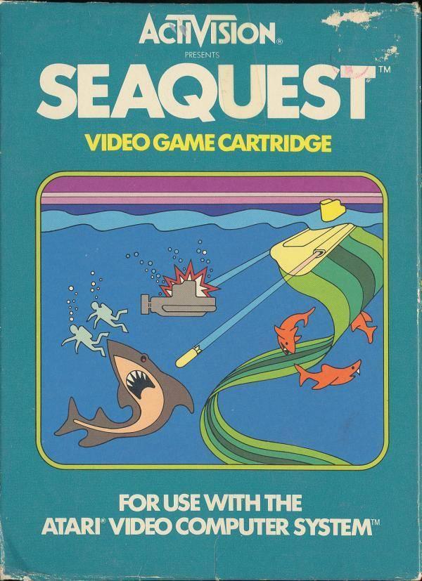 Seaquest - Atari 2600
