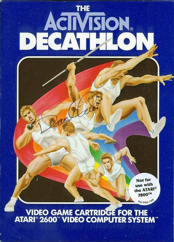 The Activision Decathlon - Atari 2600