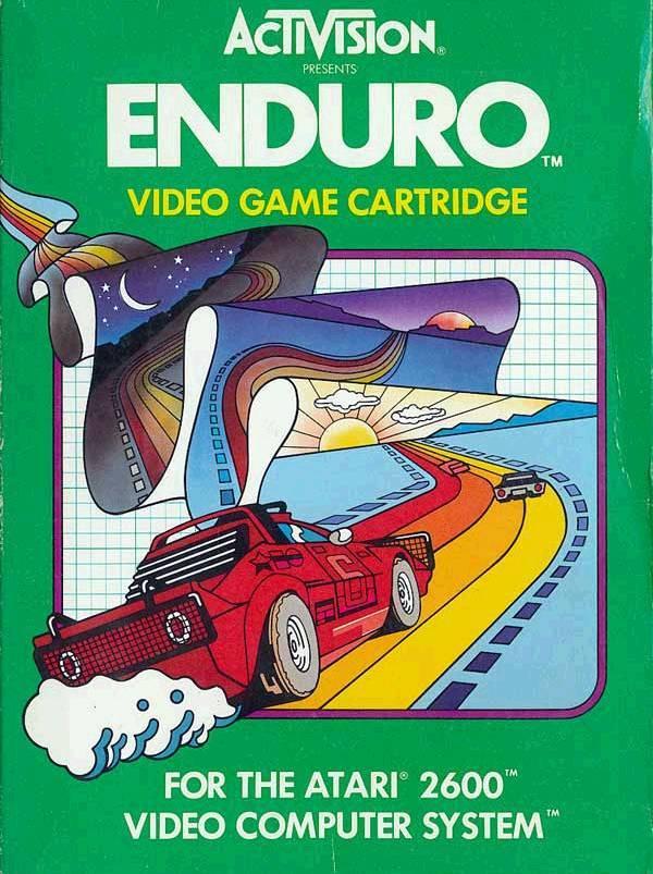 Enduro - Atari 2600