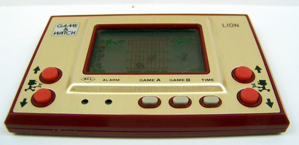 Game & Watch Gold