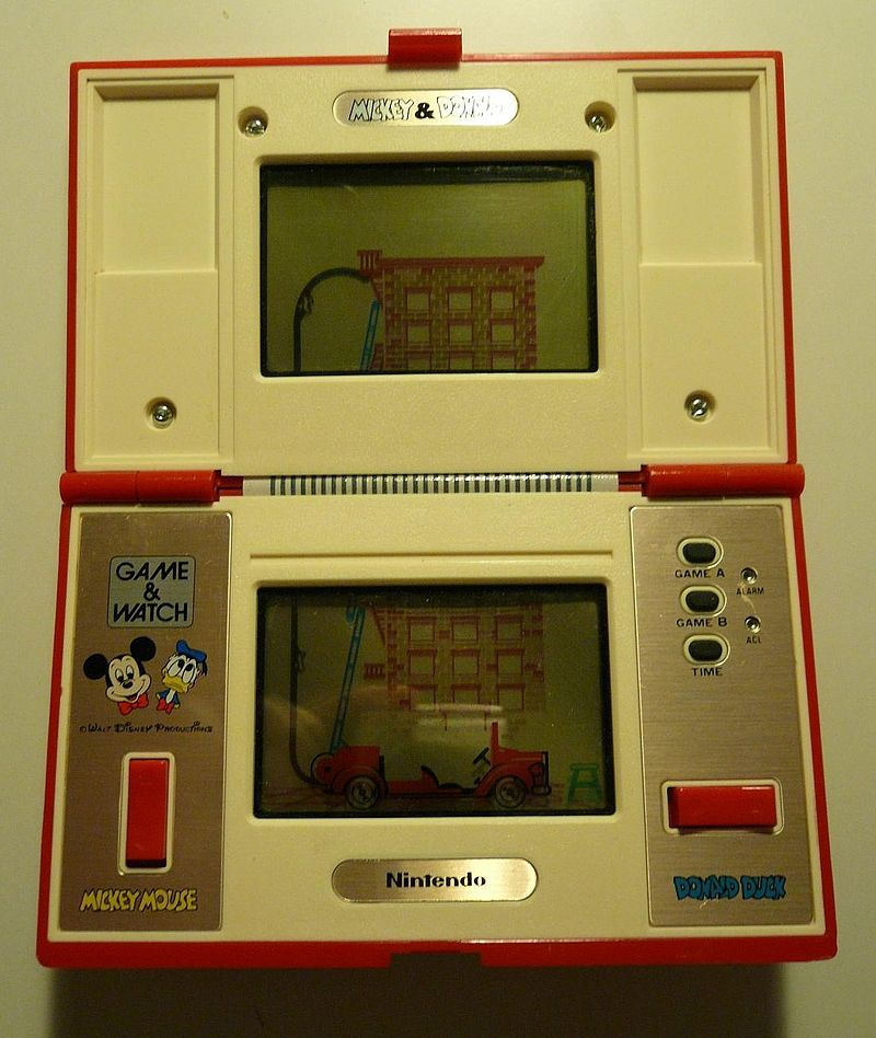 Game & Watch Multi Screen