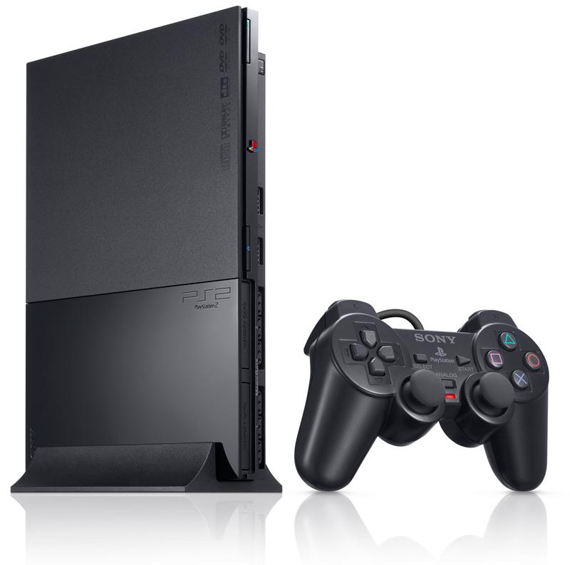 Playstation 2 Slim (SCPH - 90000)