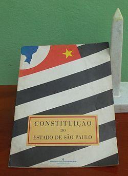 Promulgação da Constituição Estadual