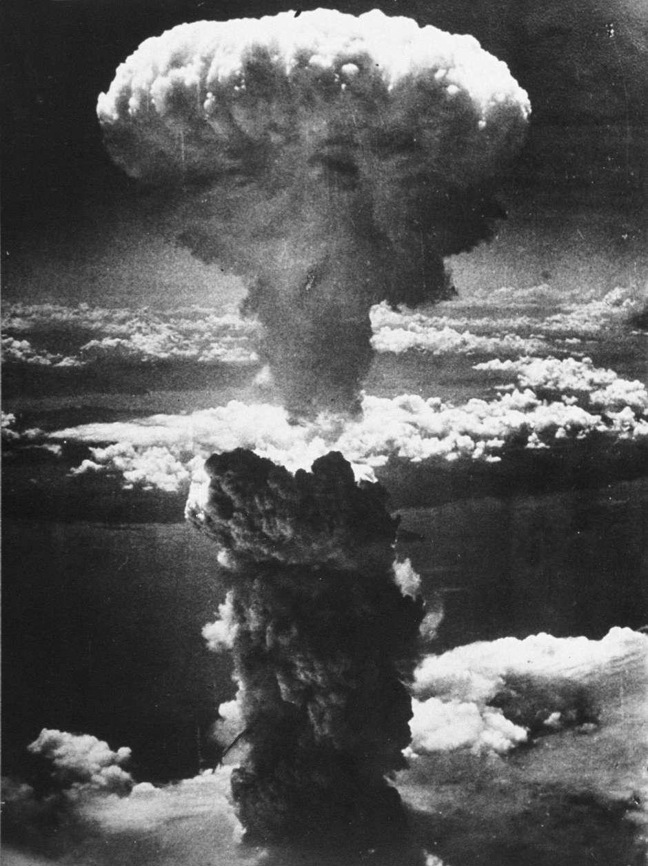 Primeira bomba atomica Hiroshima