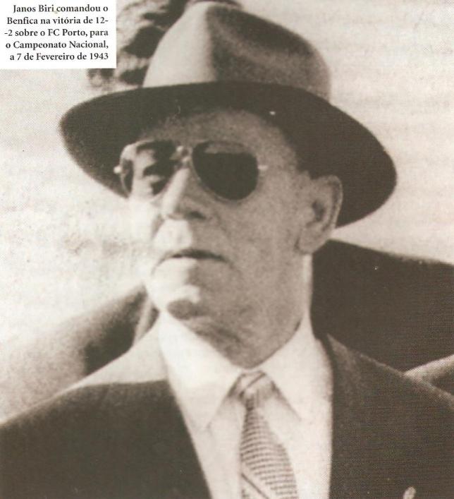 János Biri 1939 - 1947