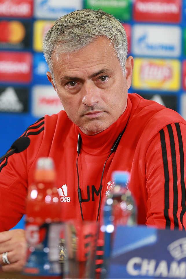 José Mourinho 2000