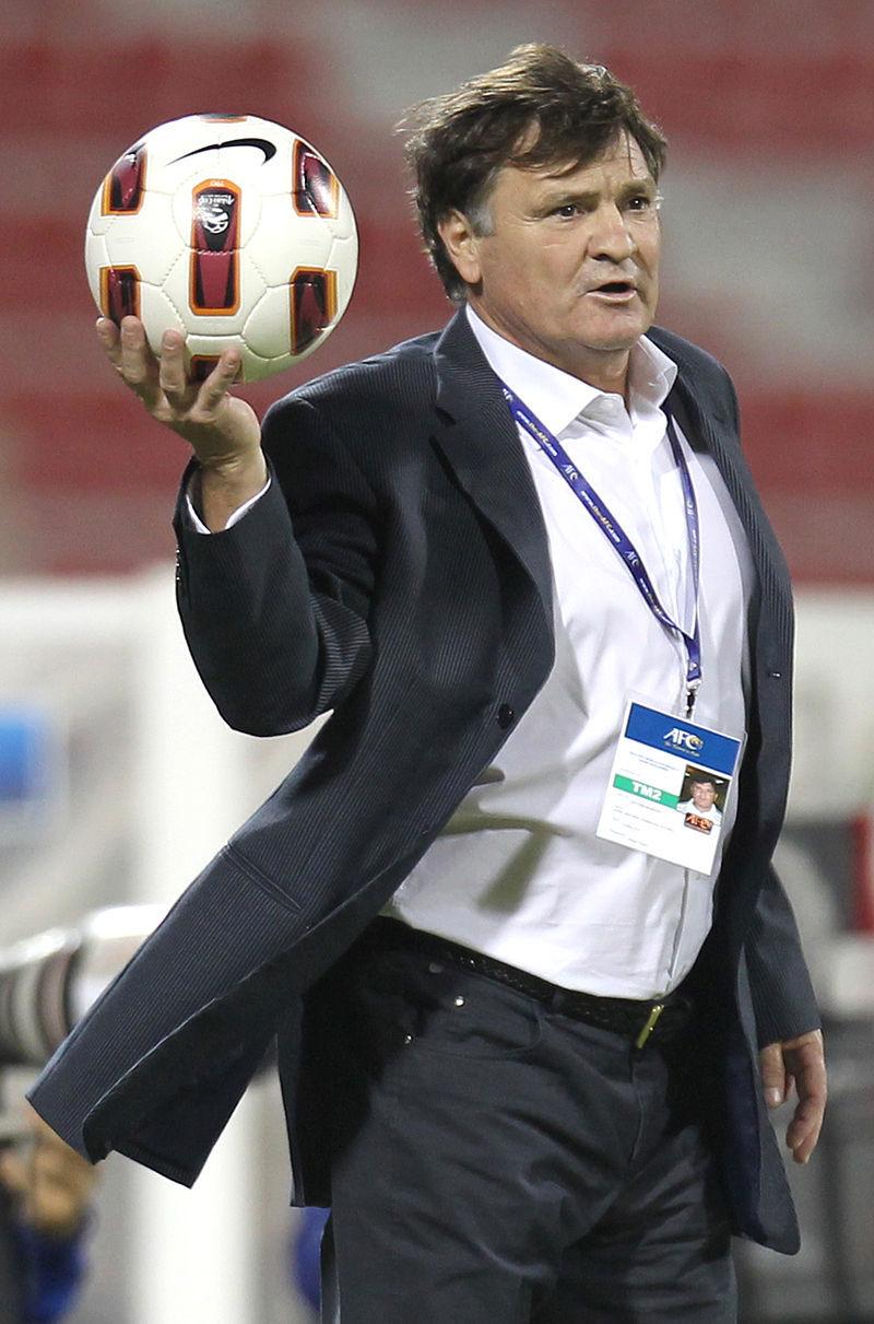 José Antonio Camacho 2002 - 2004