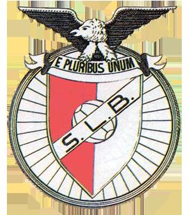 Emblema do Sport Lisboa e Benfica em 1908-1930