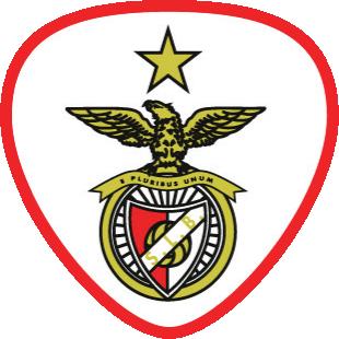 Emblema do Benfica para o Futebol na época 2010/11
