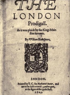 The London Prodigal