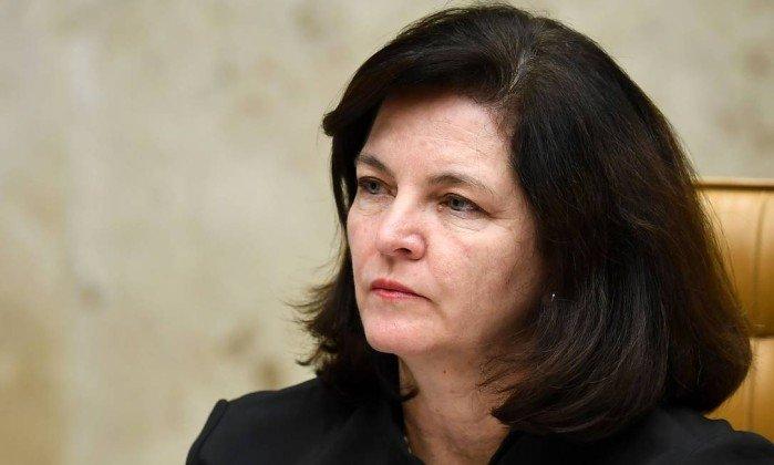 Raquel Dodge, procuradora-geral da República, em denúncia contra o deputado ao Supremo Tribunal Federal, em 12/04/2018