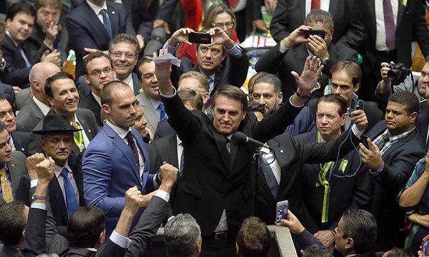 Em referência a Carlos Alberto Brilhante Ustra, acusado de casos de tortura e homicídios na ditadura militar, dirigindo a palavra ao então presidente da Câmara dos Deputados Eduardo Cunha durante a votação na Câmara dos Deputados do impeachment