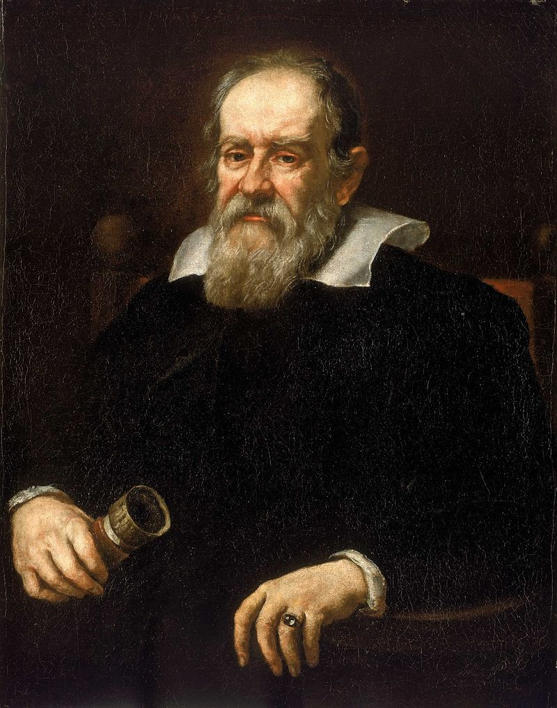 Birth of Galileo Galilei