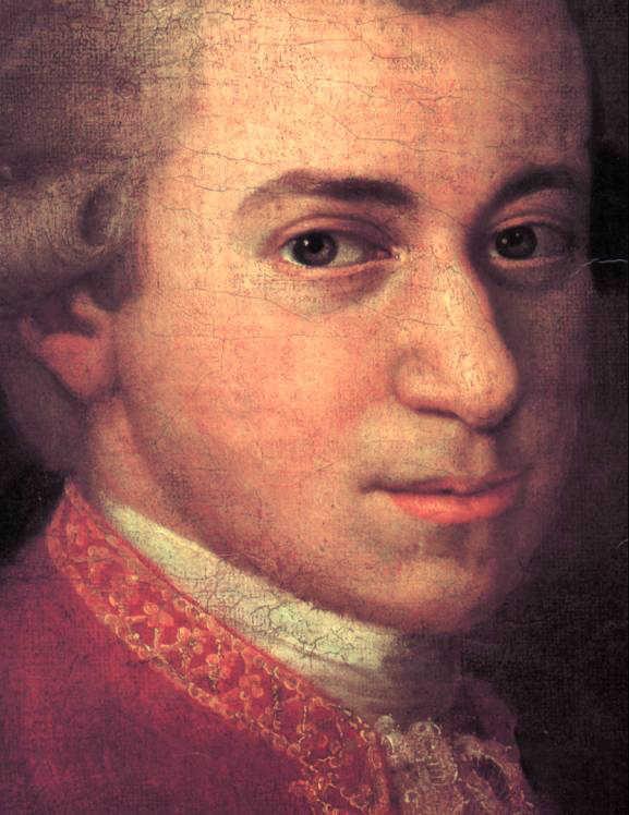 Birth of Wolfgang Amadeus Mozart