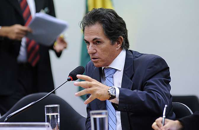 Primeiros executivos fecham acordos de colaboração: Júlio Gerin de Almeida Carvalho e Augusto Mendonça Neto