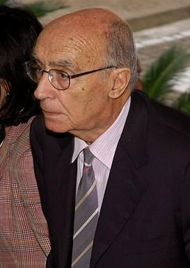 José Saramago recebe o Prêmio Nobel da literatura