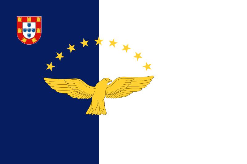 D. Afonso V de Portugal deu licença ao Infante D. Henrique para povoar as sete ilhas dos Açores