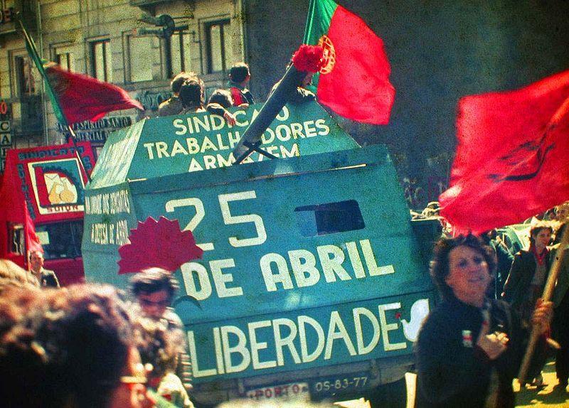 Revolução 25 Abril 74