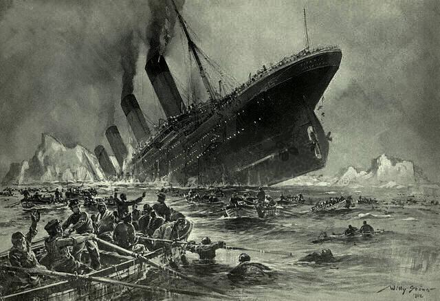 Naufrágio do RMS Titanic