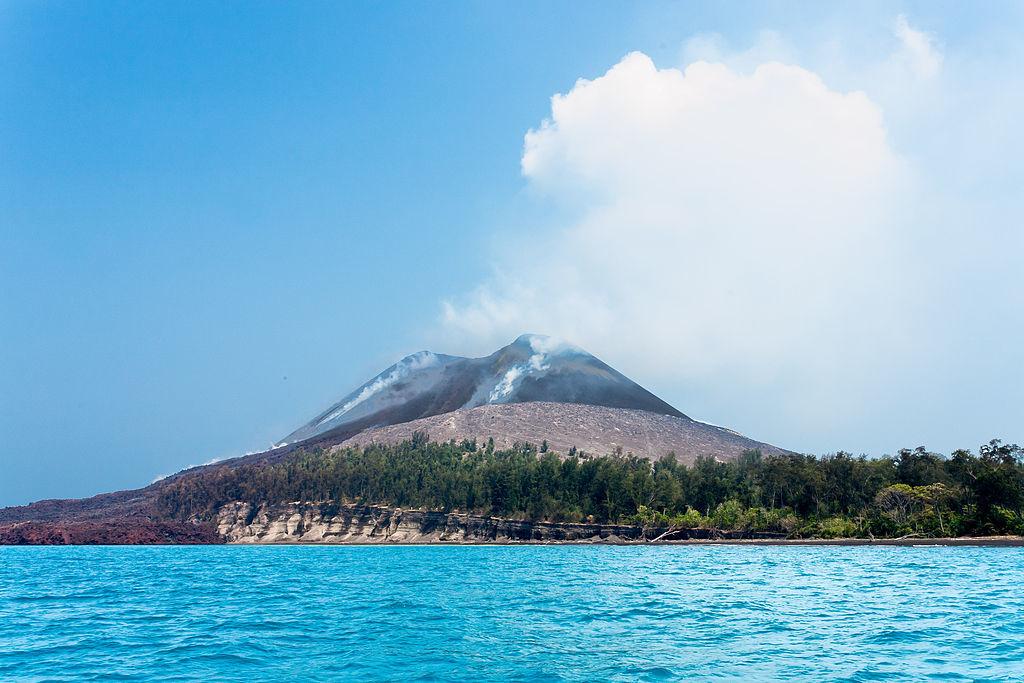 Erupção do Krakatoa
