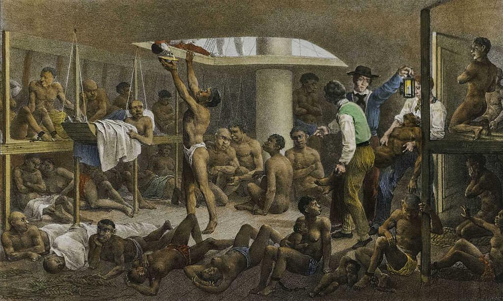 Lei Eusébio de Queirós - Fim do Tráfico Negreiro no Brasil