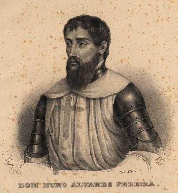 Nascimento de Nuno Álvares Pereira