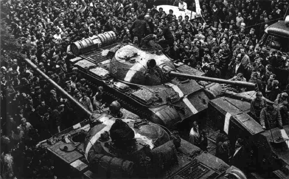 Invasão da Tchecoslováquia