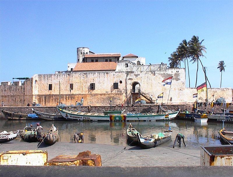 O Castelo de São Jorge da Mina é conquistado pelos holandeses