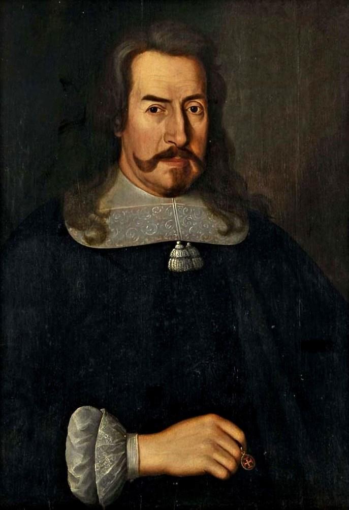 Nascimento de António Luís de Meneses, 1.º Marquês de Marialva.