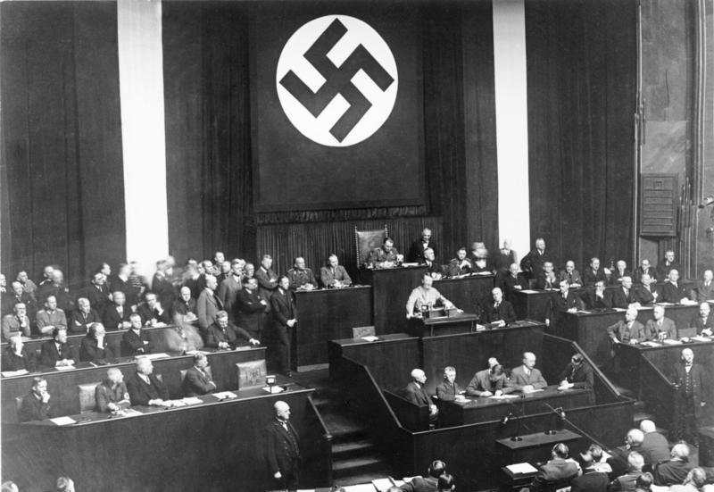 Hitler becomes leader of German Reich