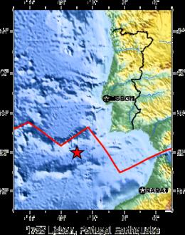 Great Earthquake of Lisbon