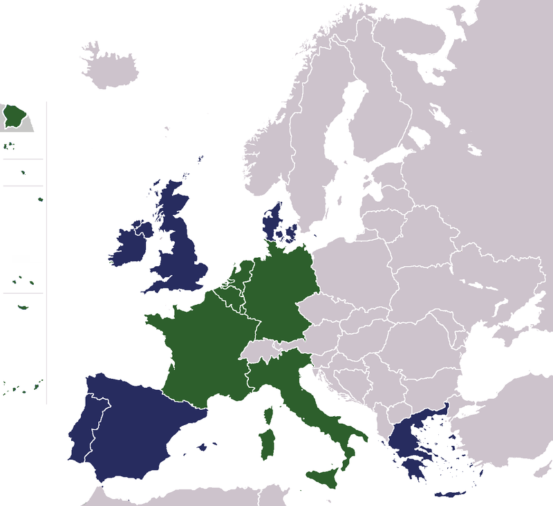 Portugal joins the EEC