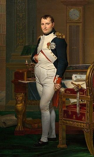 Morte de Napoleão Bonaparte