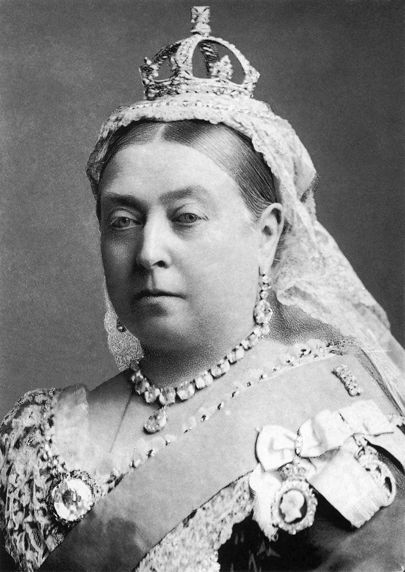Victoria é coroada Rainha da Inglaterra